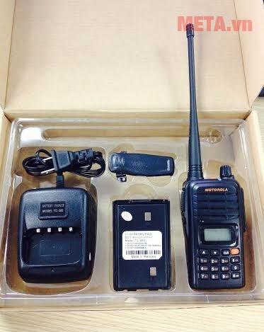 Máy bộ đàm cầm tay Motorola CP 1300 Plus