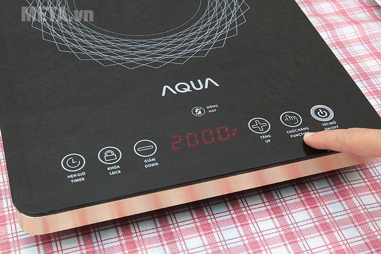 Bảng điều khiển bếp hồng ngoại đơn cảm ứng