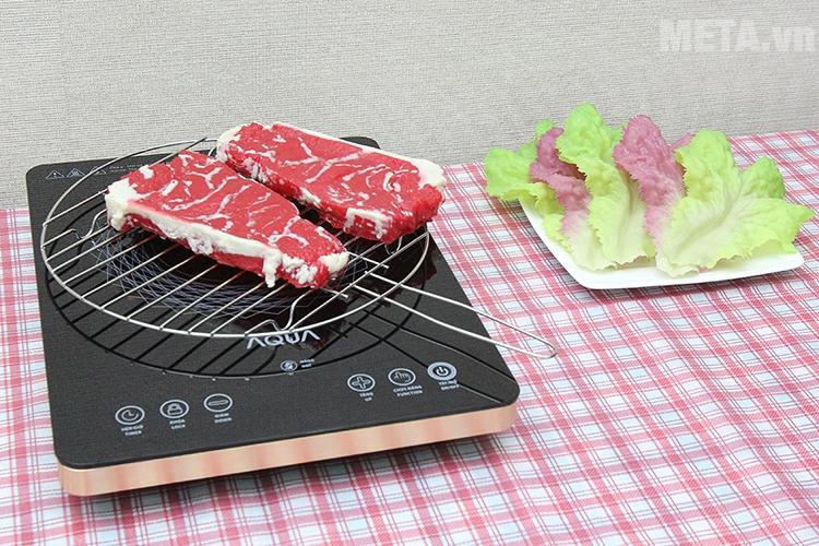 Hình ảnh bếp hồng ngoại Aqua ACC-VM1000