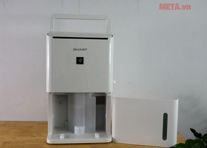 Ngăn chứa nước máy hút ẩm