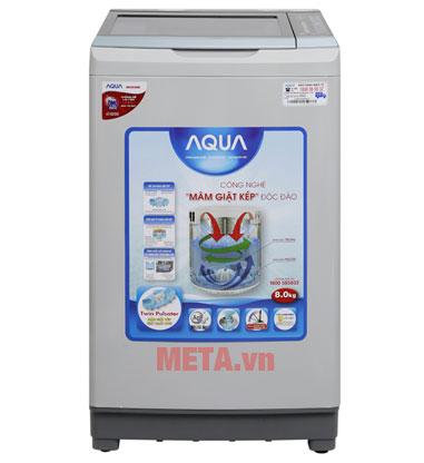 Máy giặt lồng đứng Aqua AQW-W80AT