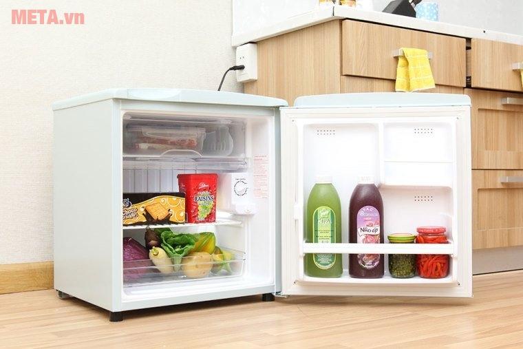 Nên chọn tủ lạnh mini cho sinh viên như thế nào?