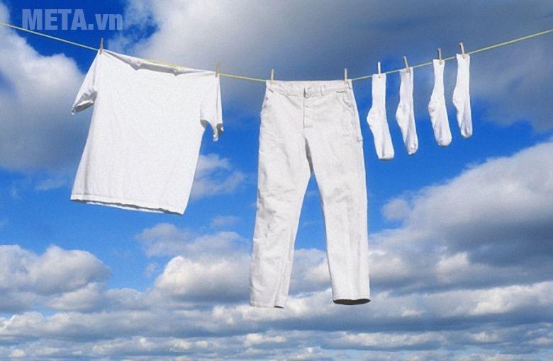 Nhiều chương trình giặt tiện lợi cho gia đình bạn