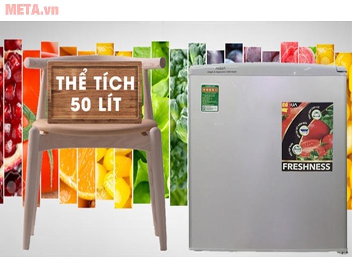 Tủ lạnh có thiết kế nhỏ gọn