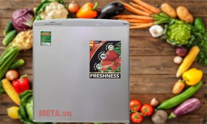 Tủ lạnh không chứa CFC thân thiện với môi trường