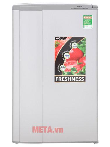 Tủ lạnh Aqua AQR-95ER (SS)