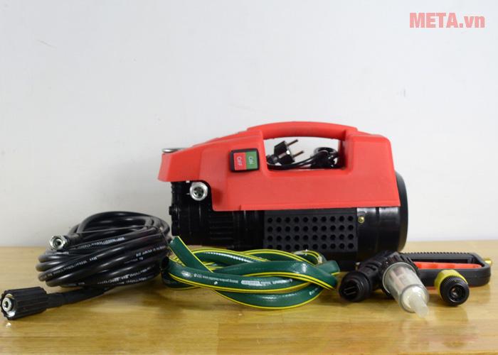 Trọn bộ sản phẩm máy rửa xe Oshima OS-80A