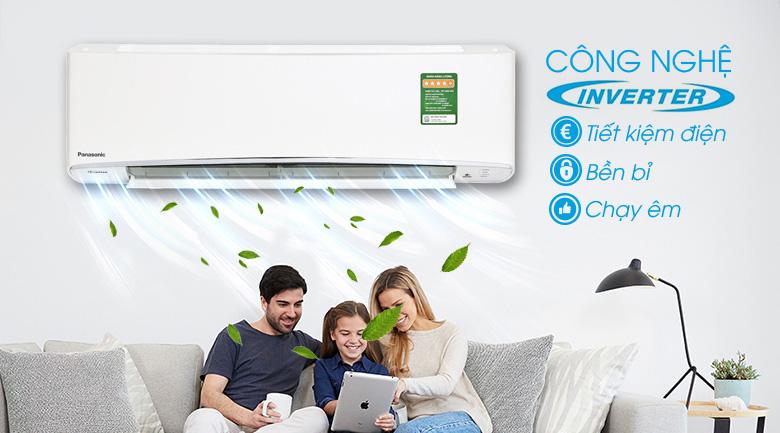 Công nghệ Inverter giúp điều hòa hoạt động tiết kiệm điện