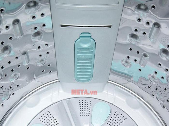 Lồng giặt làm từ chất liệu thép không gỉ
