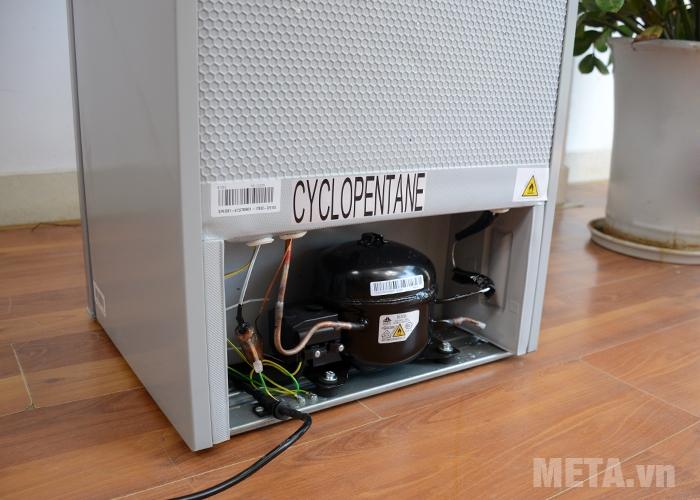 Motor tủ lạnh mini 98 lít Midea HS-122SN