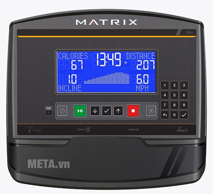Máy chạy bộ điện có màn hình LCD
