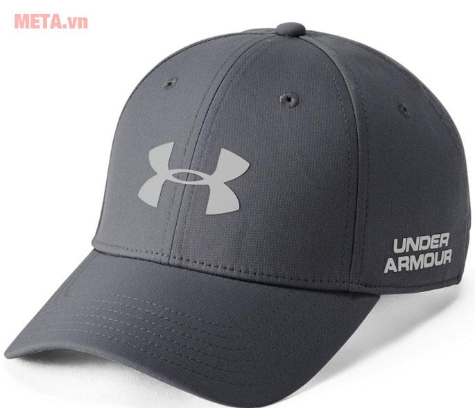 Mũ golf màu xám