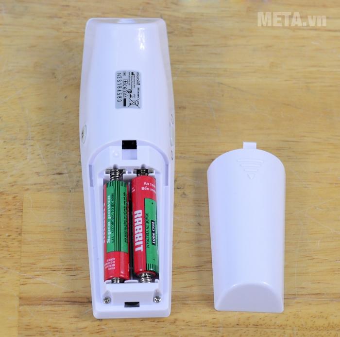 Nhiệt kế hồng ngoại Microlife FR1MF1 sử dụng 2 pin AA