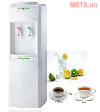 Hệ thống làm nóng, lạnh nhanh tiện lợi khi sử dụng