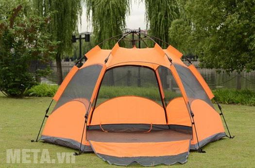 Lều trại có chất liệu cao cấp