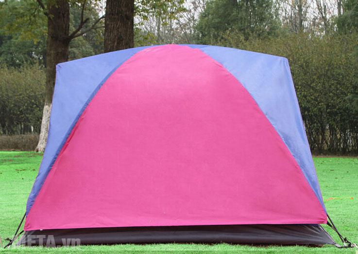 Lều trại có 2 lớp chắc chắn