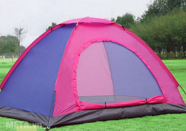 Lều trại phù hợp sử dụng với 2 người