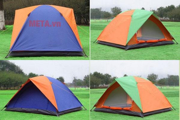Chiếc lều sẽ cho bạn không gian thoải mái ngủ nghỉ cho mỗi chuyến đi