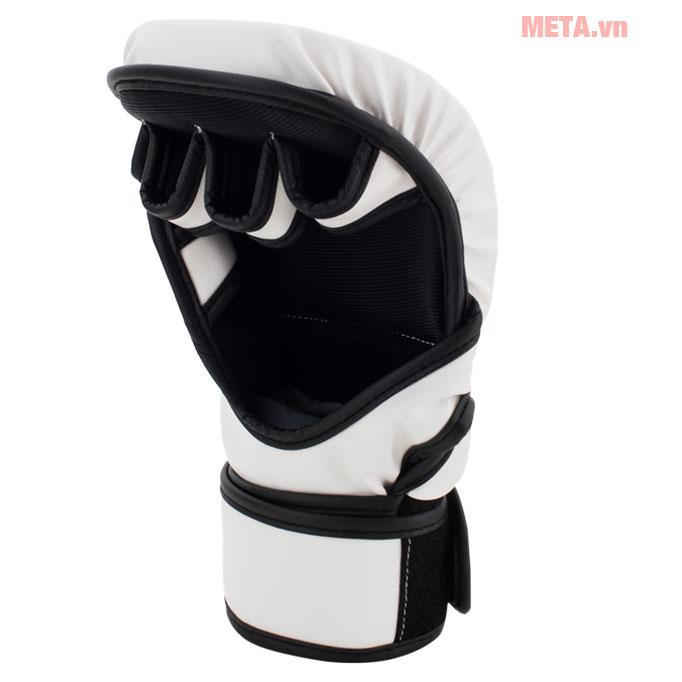 Găng tay màu trắng