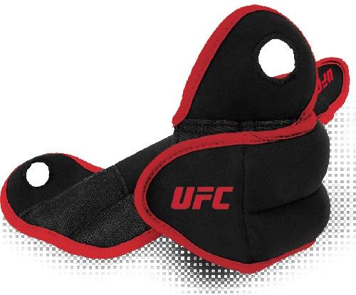 Hình ảnh tạ băng đeo cổ chân nặng 1kg Ankle Weight 092002-UFC