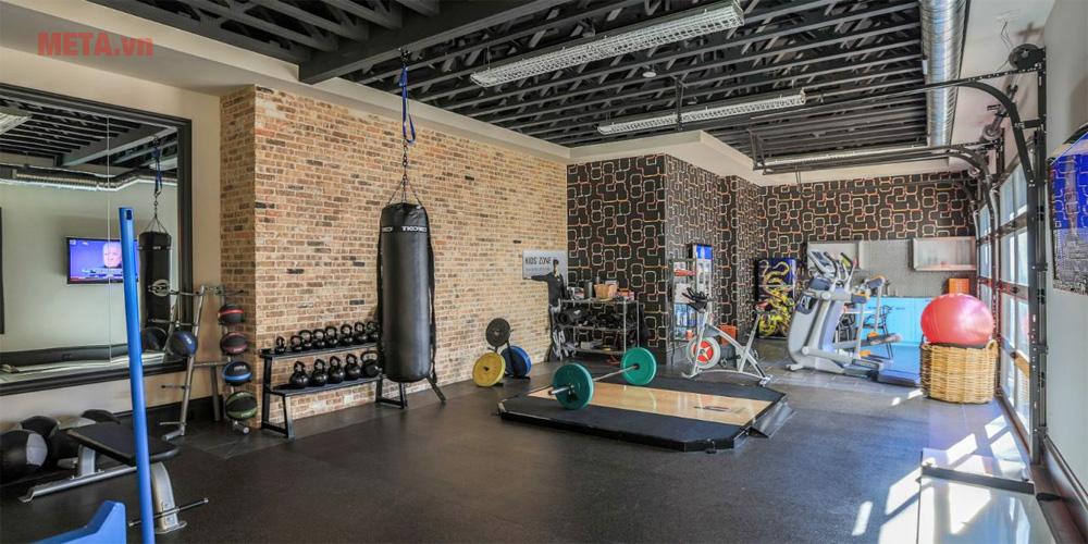 Những dụng cụ tập gym tại nhà bạn nên sở hữu