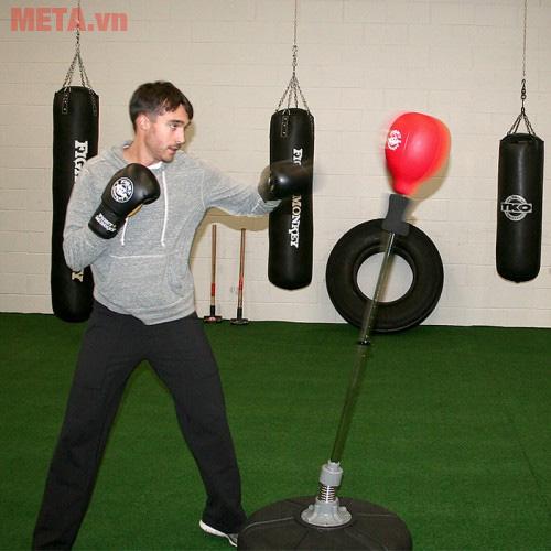Banh tốc độ là dụng cụ tập luyện chuyên biệt của Boxing