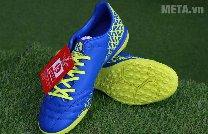 Giày bóng đá mang đến cảm giác thoải mái