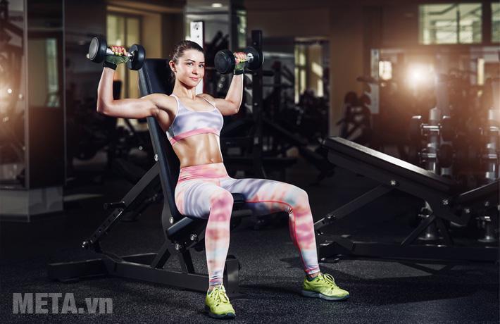 Top các loại máy tập gym cho người mới bắt đầu