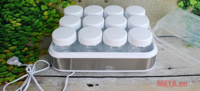 Máy làm sữa chua nhập khẩu Đức STEBA JM2