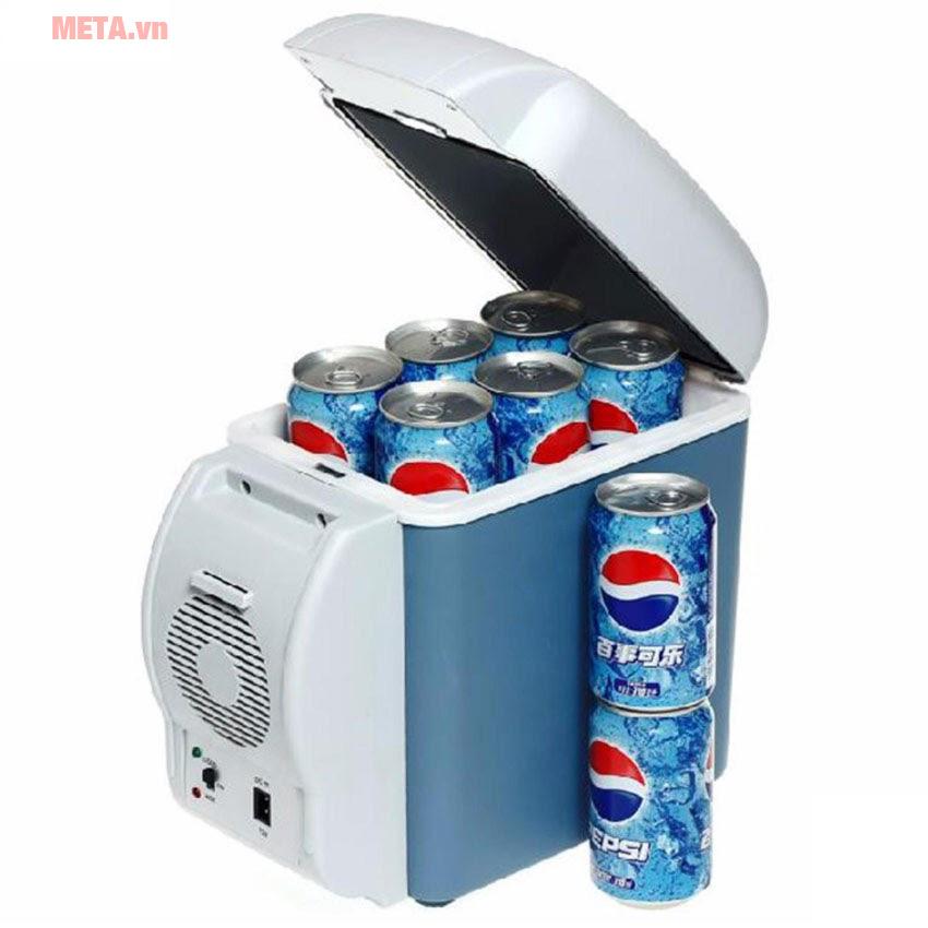 Tủ lạnh mini có ngăn đá du lịch