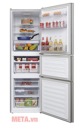 Tủ lạnh Inverter RTNT340E50VZX