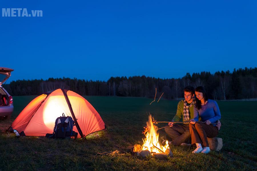 Chọn lều cắm trại du lịch