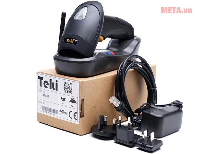 Máy quét mã vạch 1D TEKI TK10