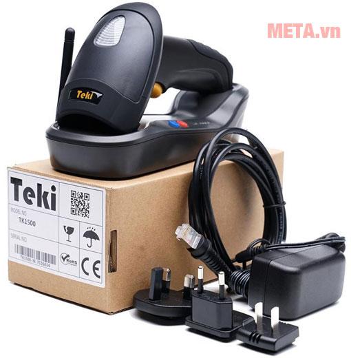 Máy quét mã vạch không dây TK1500