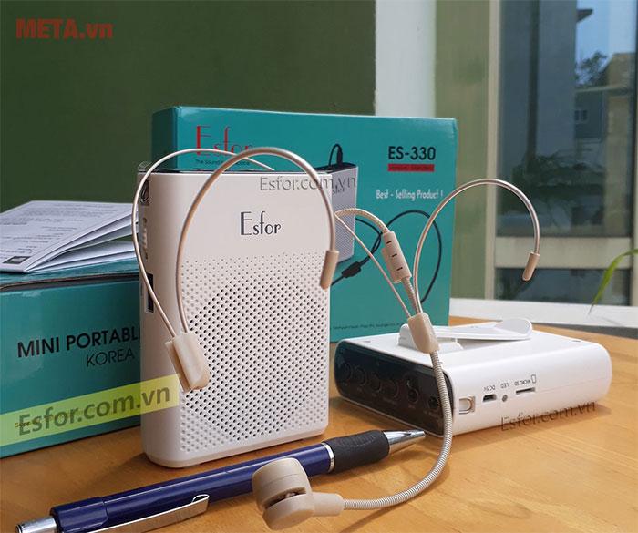 Máy trợ giảng mini nhập khẩu Hàn Quốc ESFOR ES330