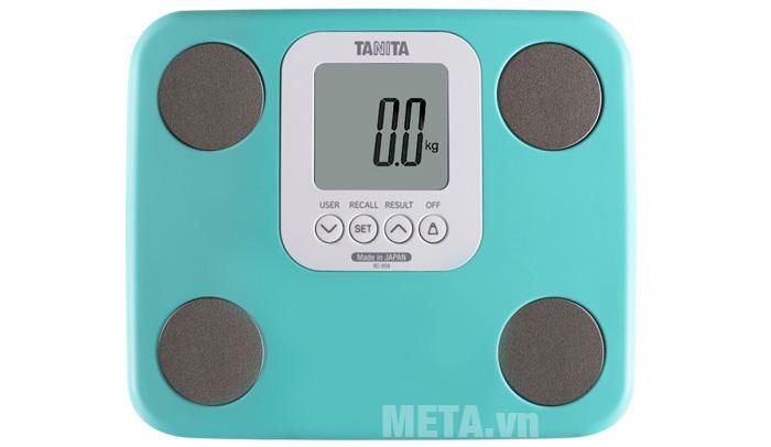 Hình ảnh cân sức khỏe phân tích điện tử TANITA