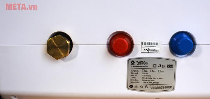 Ống nối dây dẫn nước của bình