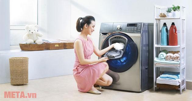 Cách sửa máy giặt Panasonic báo lỗi U11