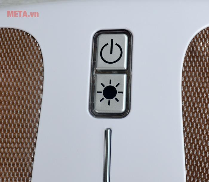 Nút bấm điều khiển nhiệt theo muốn