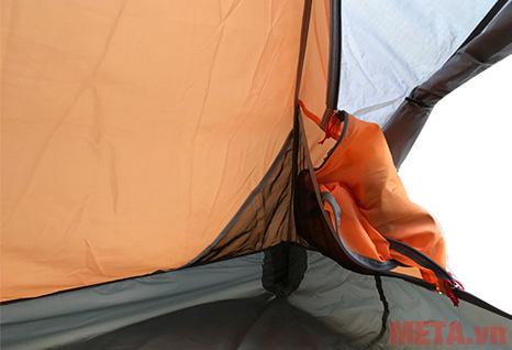 Lớp vải được máy chắc chắn chống nắng mưa hiệu quả