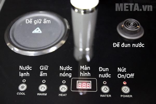 Cây nước nóng lạnh cảm ứng