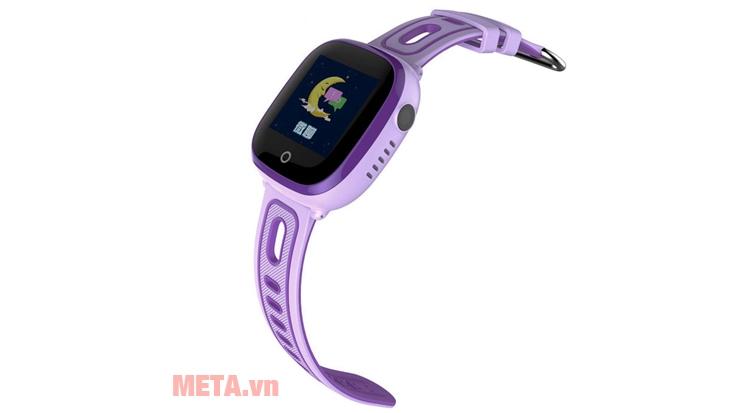 Đồng hồ định vị Wonlex 400X có khả năng chống nước, chống bụi