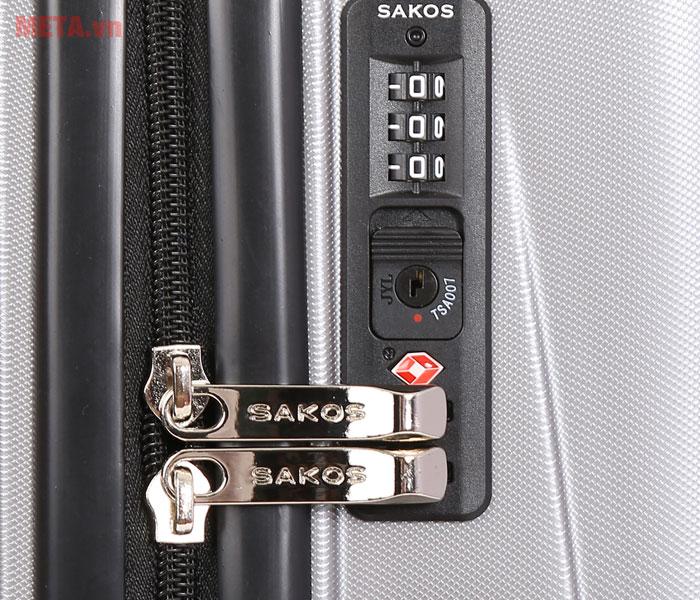 Khóa của vali