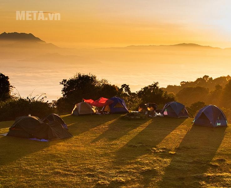 Nên chọn lều cắm trại 2 lớp hay lều du lịch 1 lớp?
