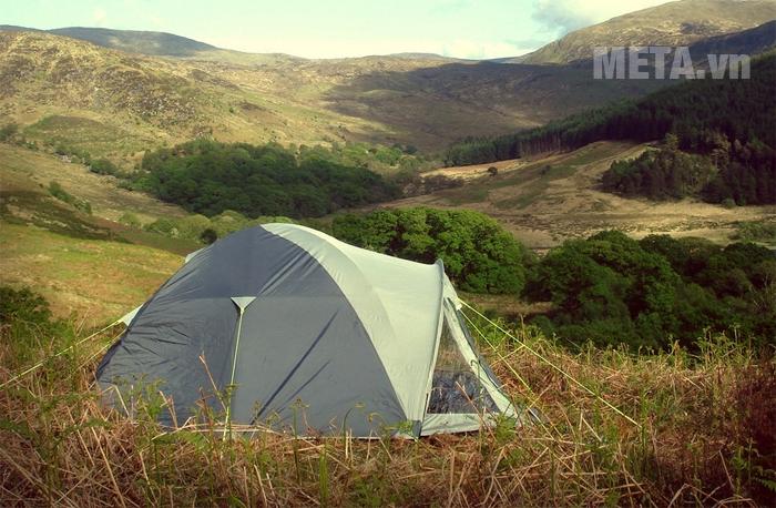Lựa chọn hình dáng lều du lịch phù hợp