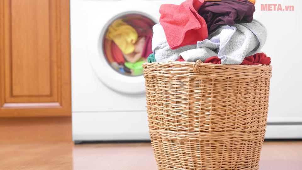 Khối lượng giặt phù hợp