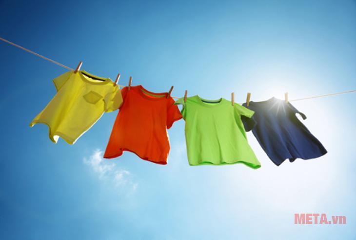 Mùa mưa nên giặt và phơi quần áo như thế nào để nhanh khô hơn?
