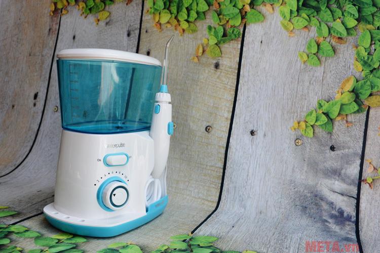 Máy tăm nước sẽ là lựa chọn phù hợp với mọi thành viên trong gian đình bạn