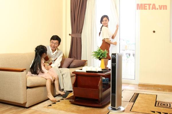 Quạt sưởi FujiE CH-2200 cho cả gia đình thư giãn