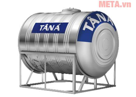 Bồn nước inox Tân Á ngang TA2500 (Ф1180)